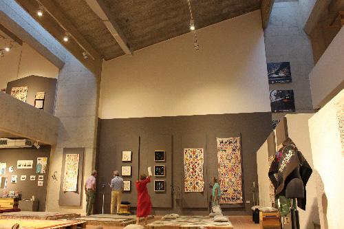 Mogoro verso la Galleria permanente dell'artigianato